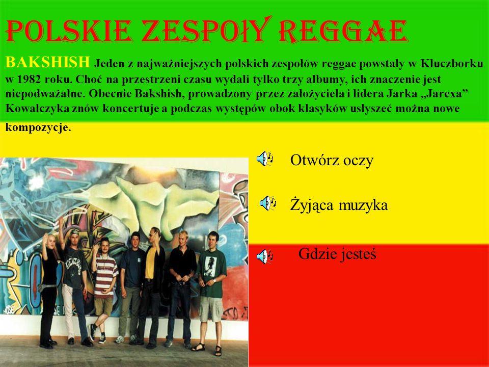 Polskie zespoły reggae