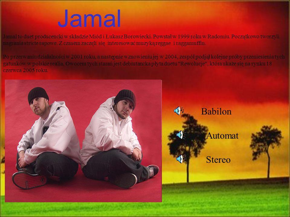 Jamal Babilon Automat Stereo