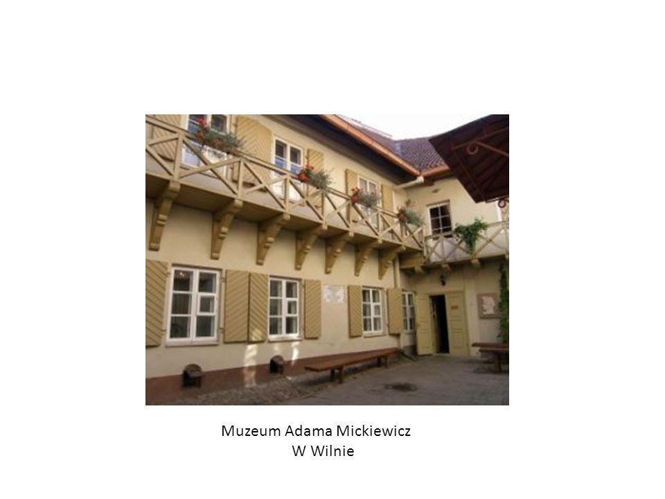Muzeum Adama Mickiewicz