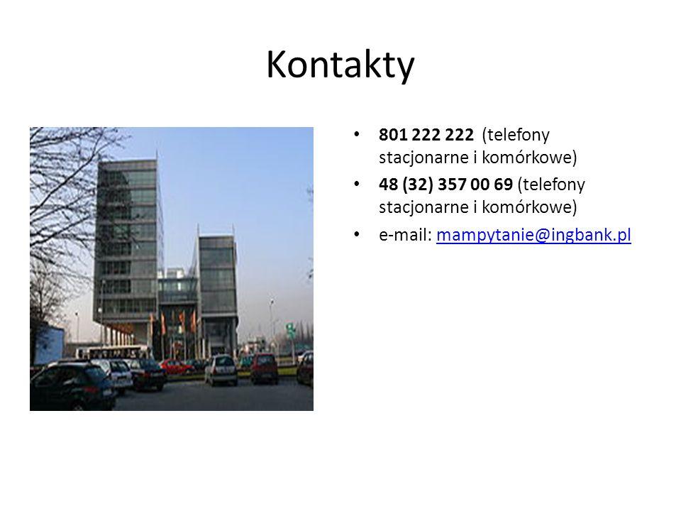 Kontakty 801 222 222 (telefony stacjonarne i komórkowe)