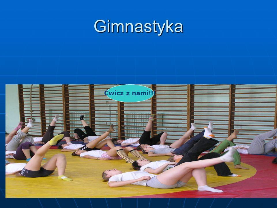 Gimnastyka Ćwicz z nami!!!
