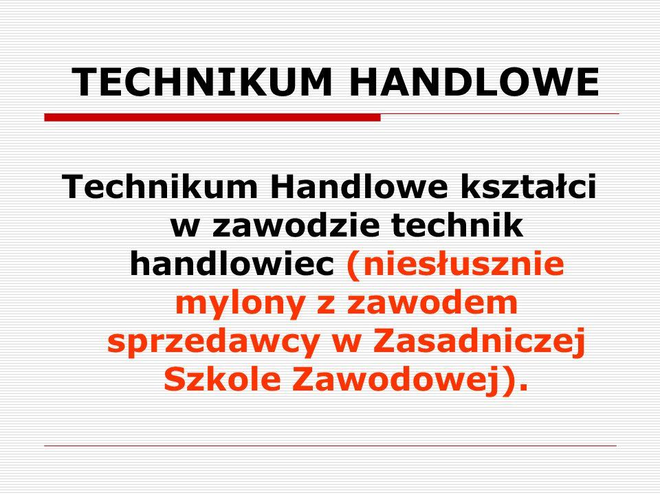 TECHNIKUM HANDLOWE