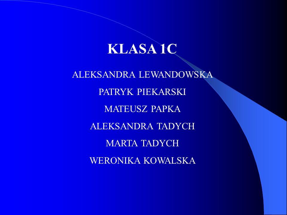 ALEKSANDRA LEWANDOWSKA