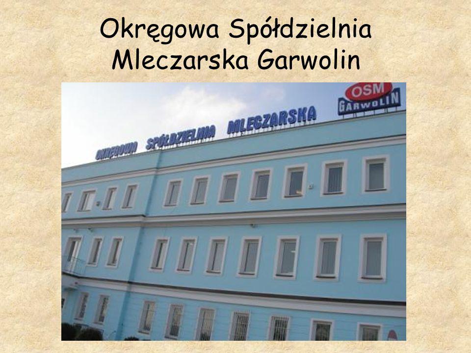 Okręgowa Spółdzielnia Mleczarska Garwolin