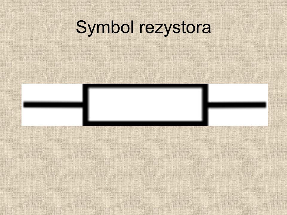 Symbol rezystora