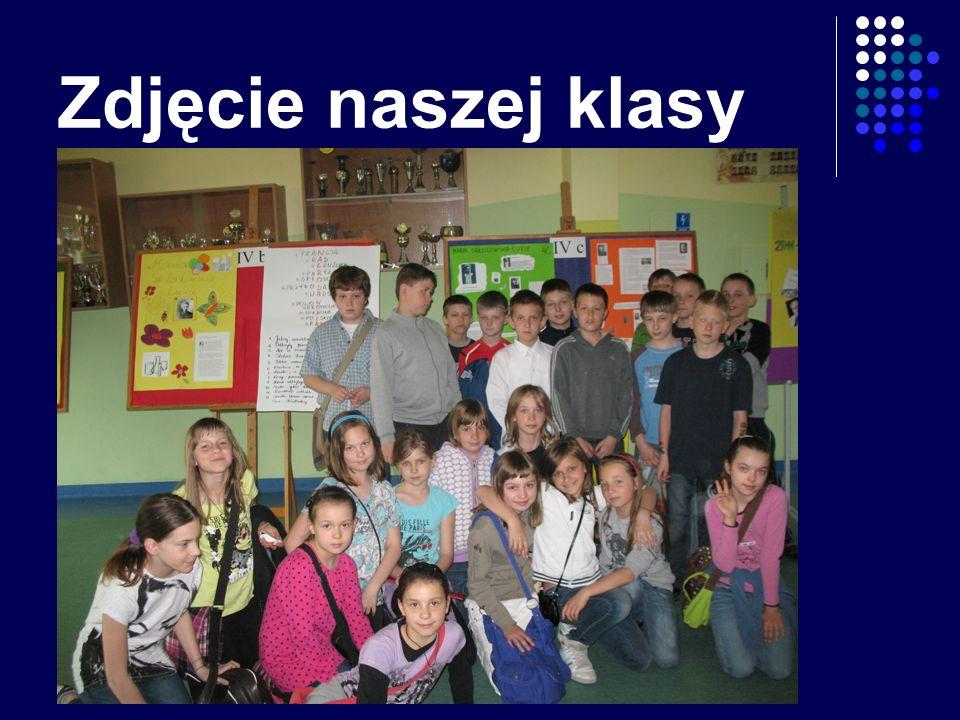 Zdjęcie naszej klasy