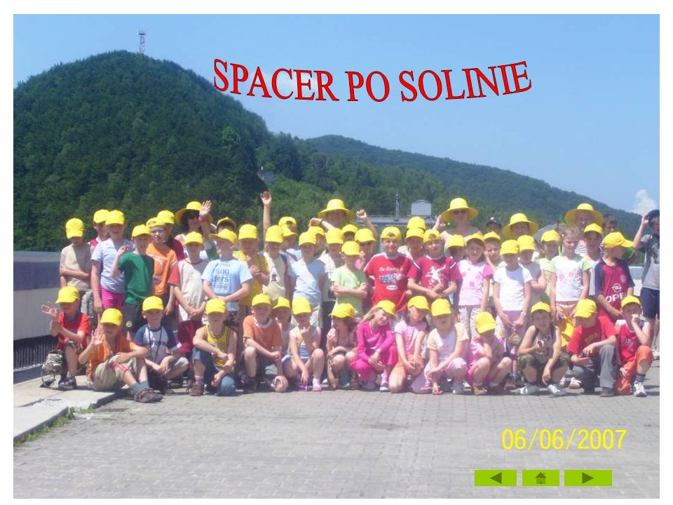 SPACER PO SOLINIE