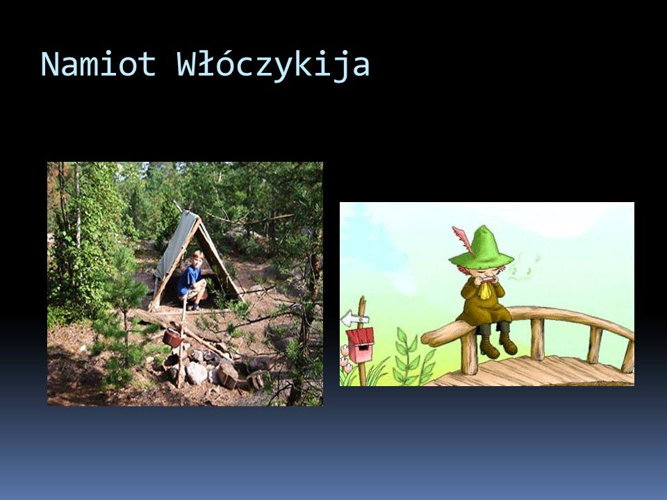 Namiot Włóczykija