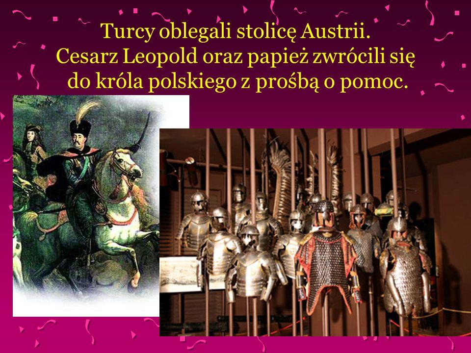 Turcy oblegali stolicę Austrii