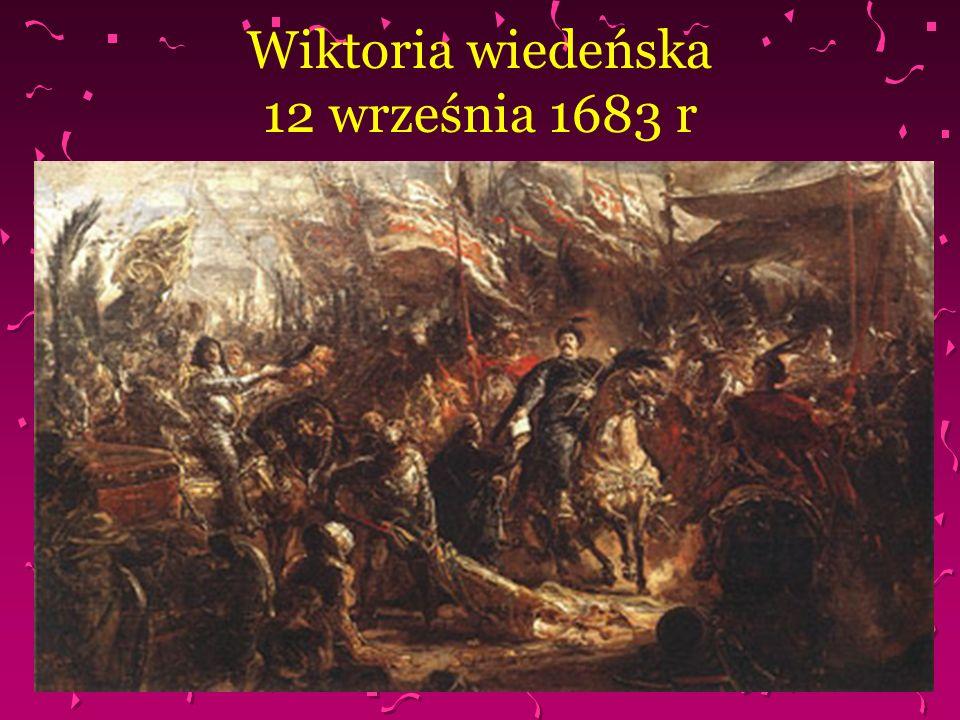 Wiktoria wiedeńska 12 września 1683 r