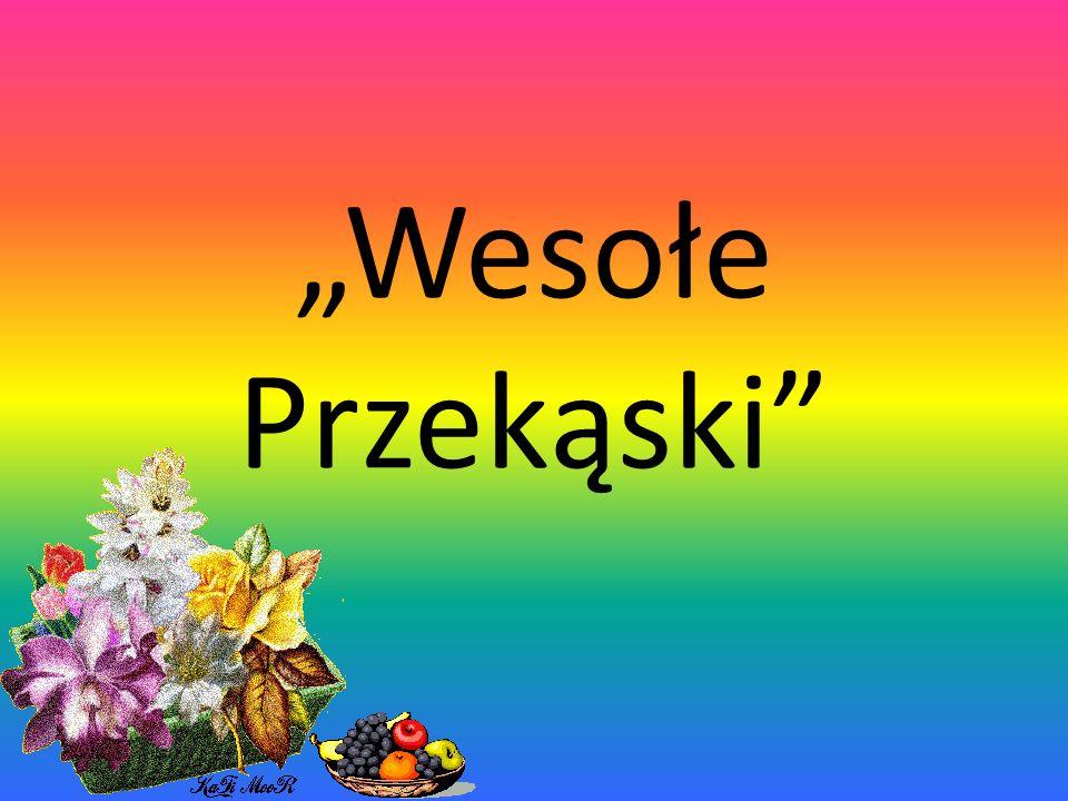 """""""Wesołe Przekąski"""