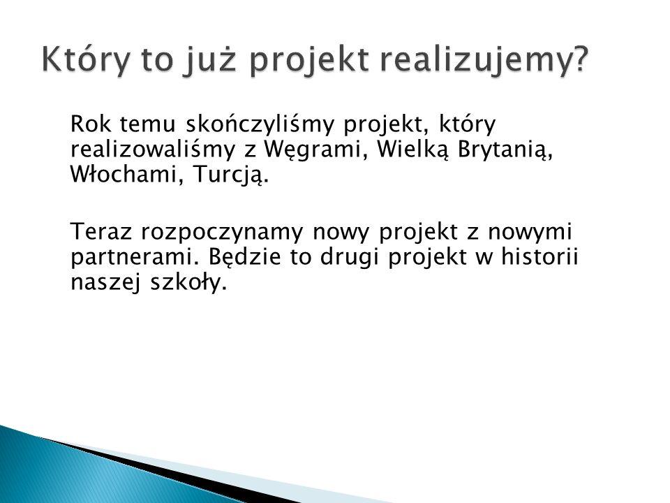 Który to już projekt realizujemy
