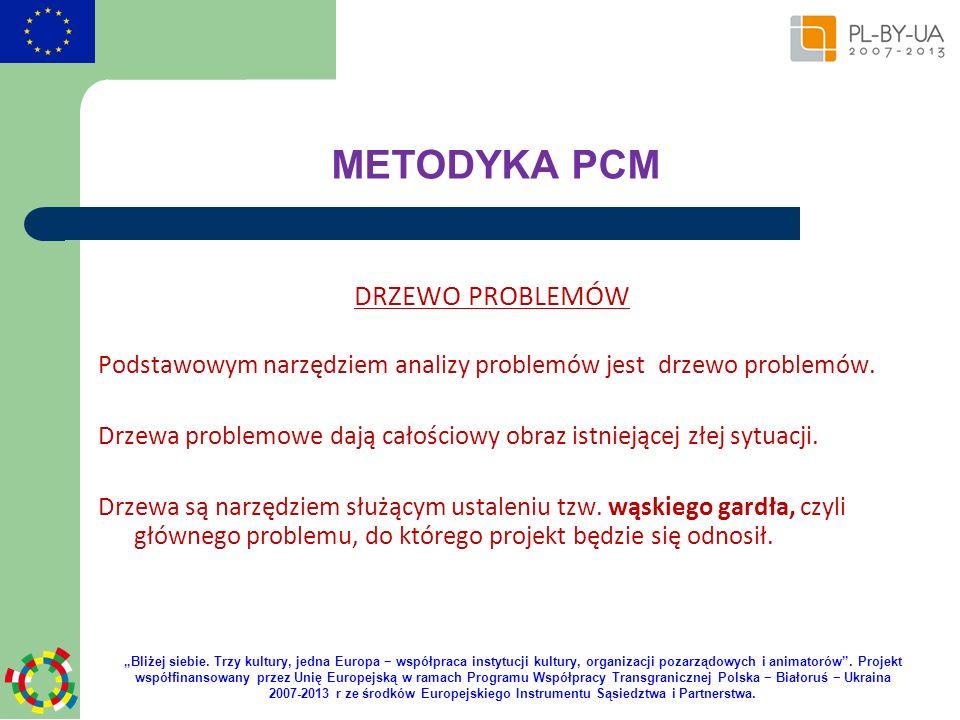METODYKA PCM DRZEWO PROBLEMÓW