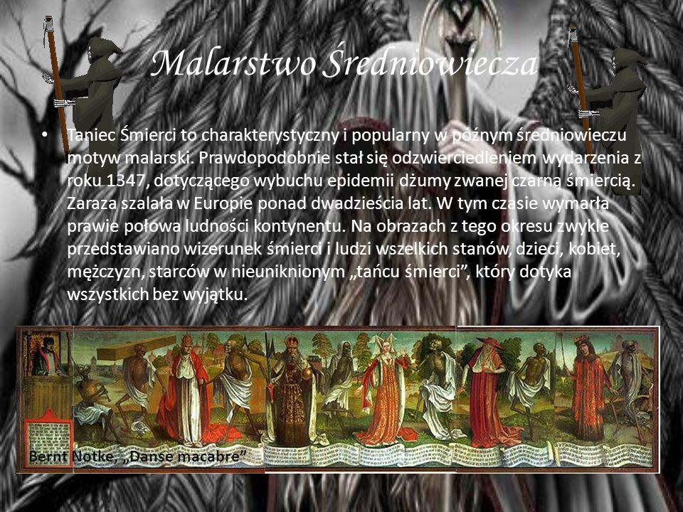 Malarstwo Średniowiecza