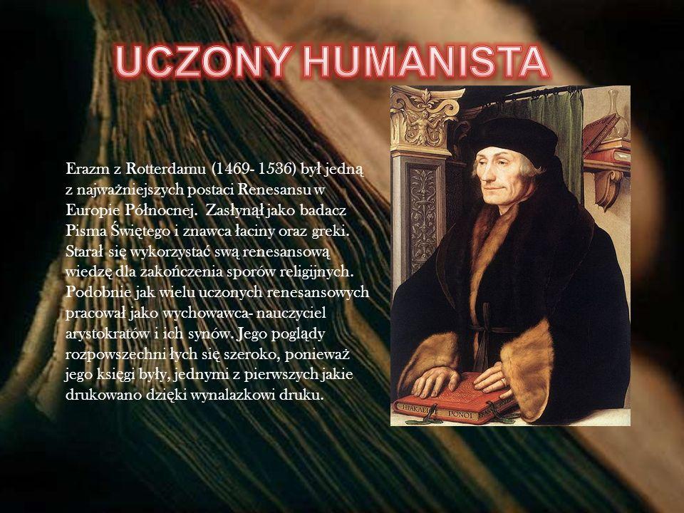 UCZONY HUMANISTA