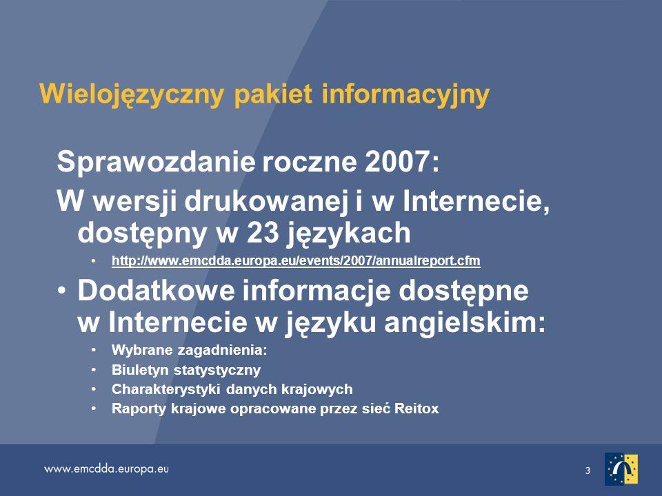 Wielojęzyczny pakiet informacyjny