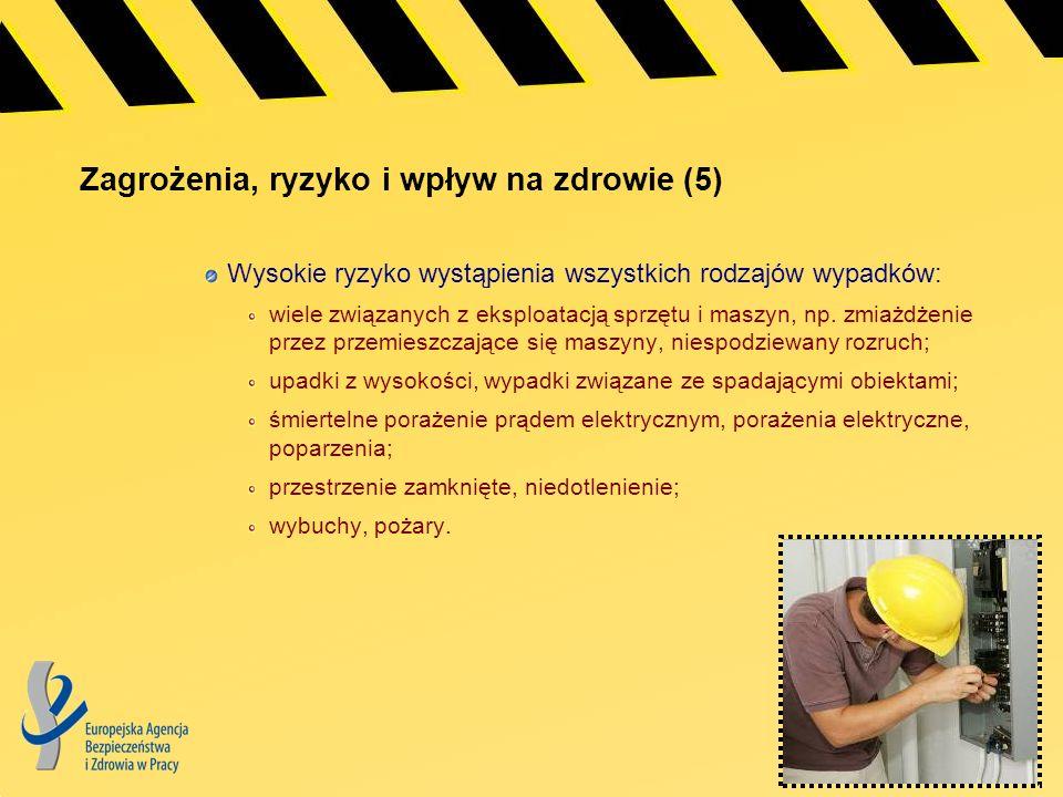Zagrożenia, ryzyko i wpływ na zdrowie (5)