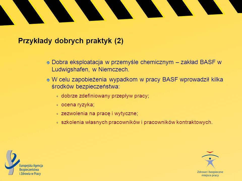 Przykłady dobrych praktyk (2)