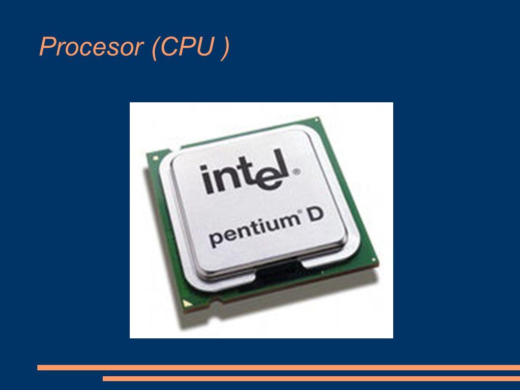 Procesor (CPU )