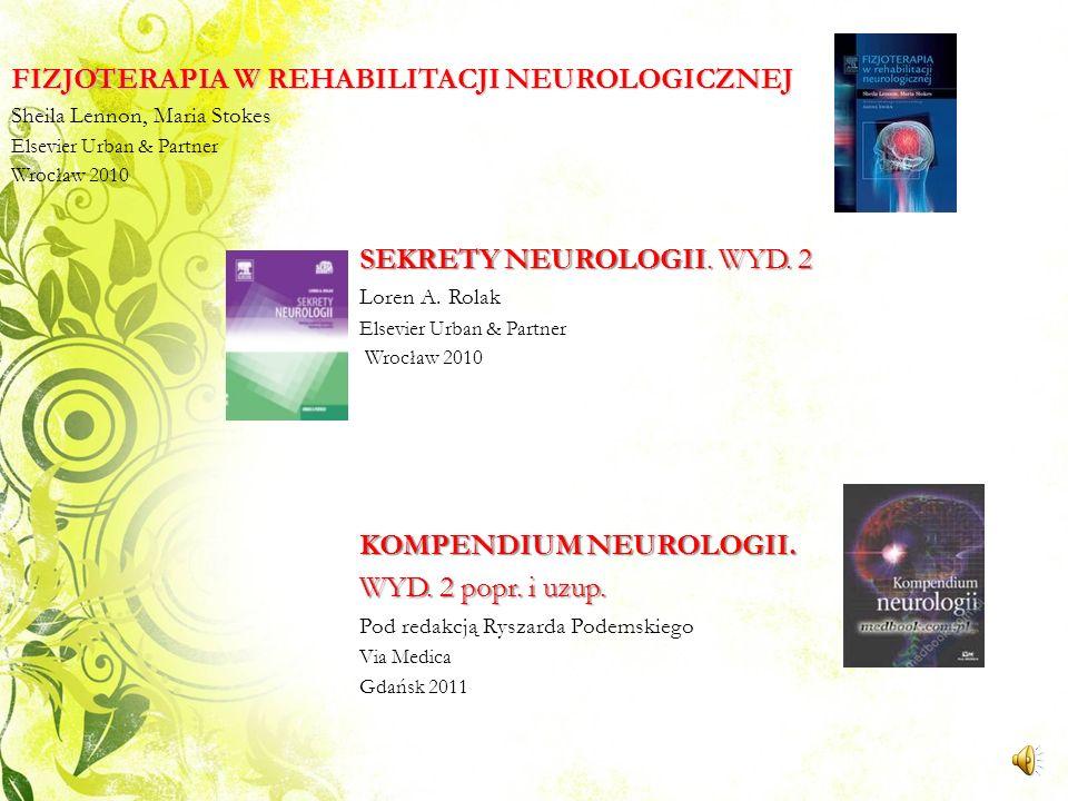 SEKRETY NEUROLOGII. WYD. 2