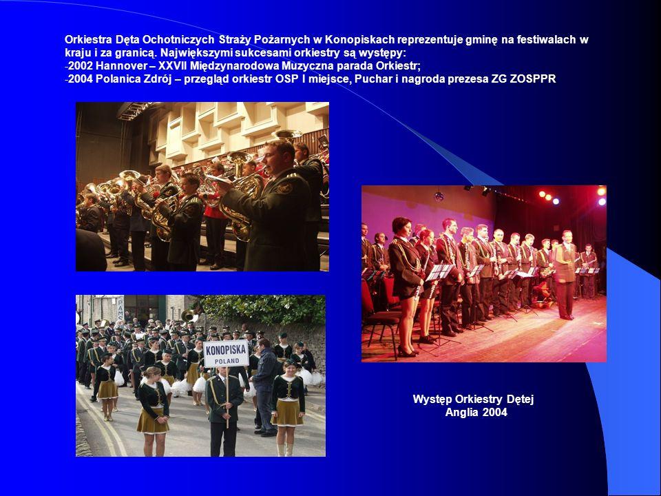 Występ Orkiestry Dętej