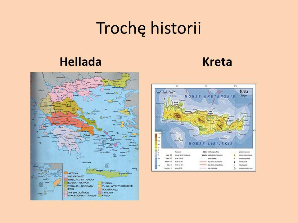 Trochę historii Hellada Kreta