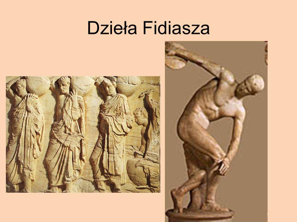 Dzieła Fidiasza
