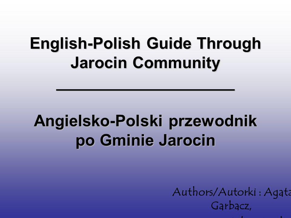 Authors/Autorki : Agata Garbacz, Sylwia Rychel