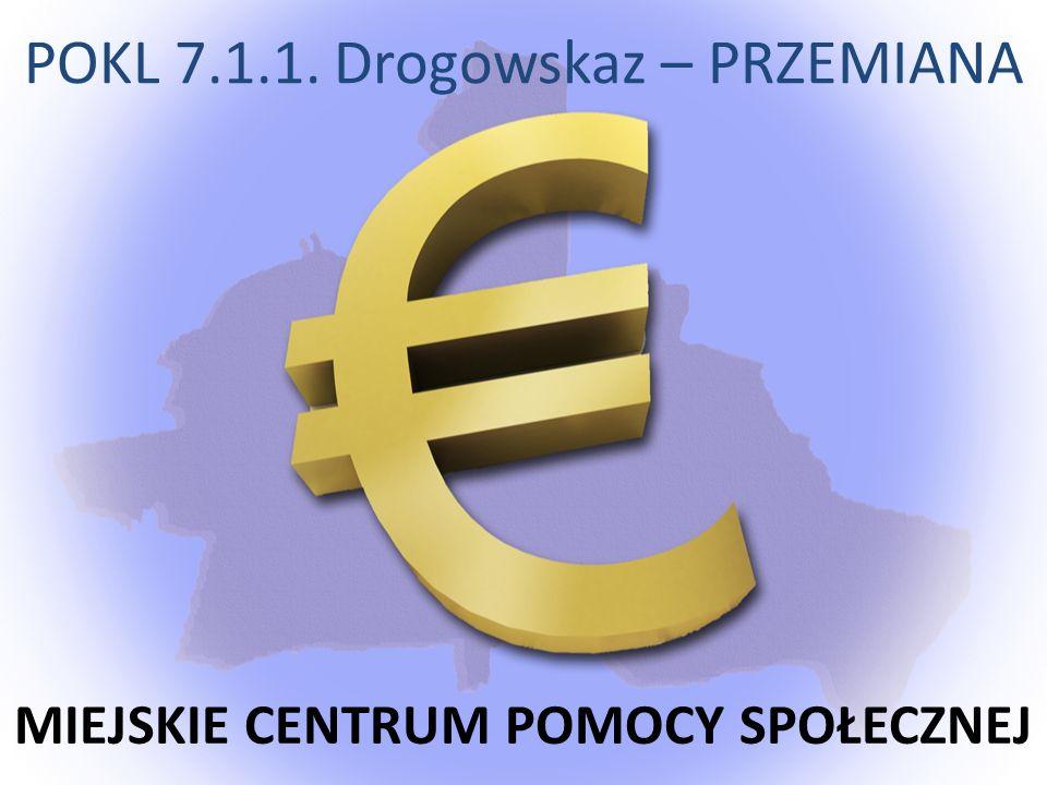 POKL 7.1.1. Drogowskaz – PRZEMIANA