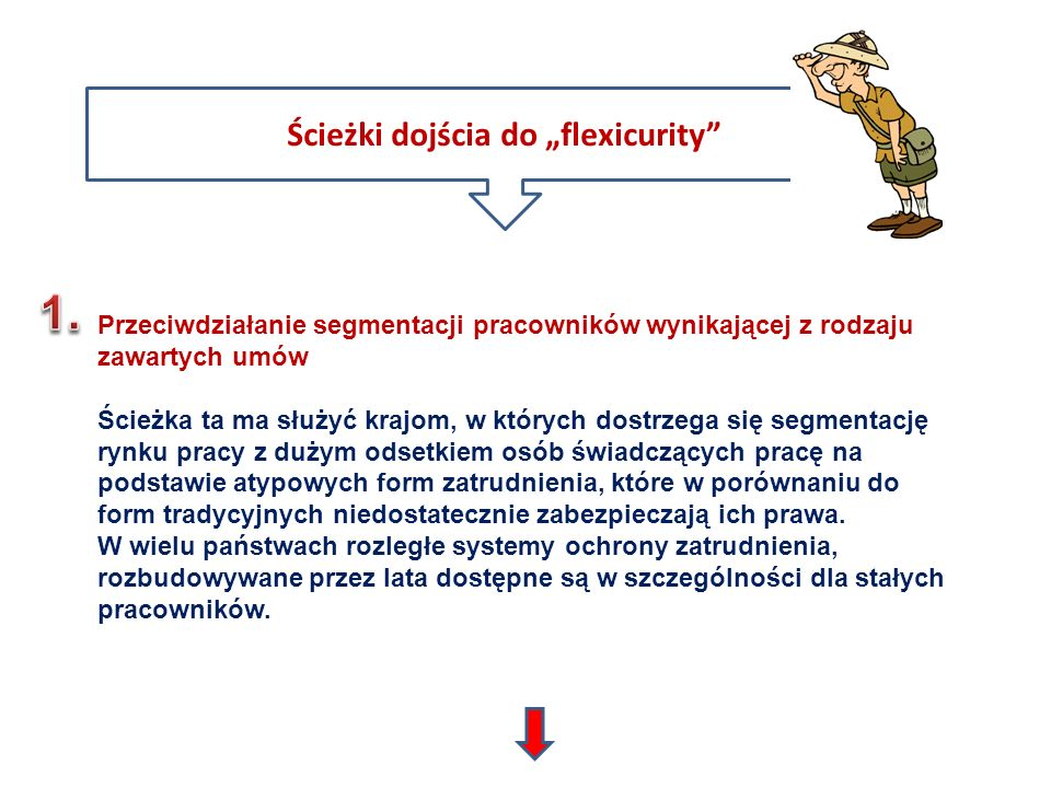 "Ścieżki dojścia do ""flexicurity"