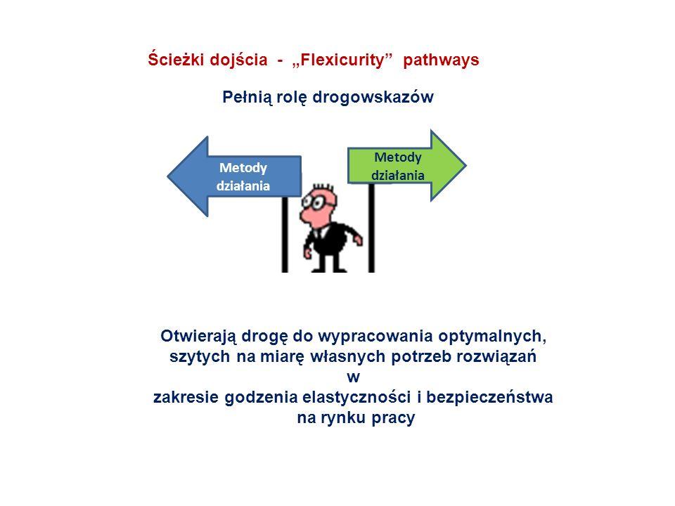 zakresie godzenia elastyczności i bezpieczeństwa na rynku pracy