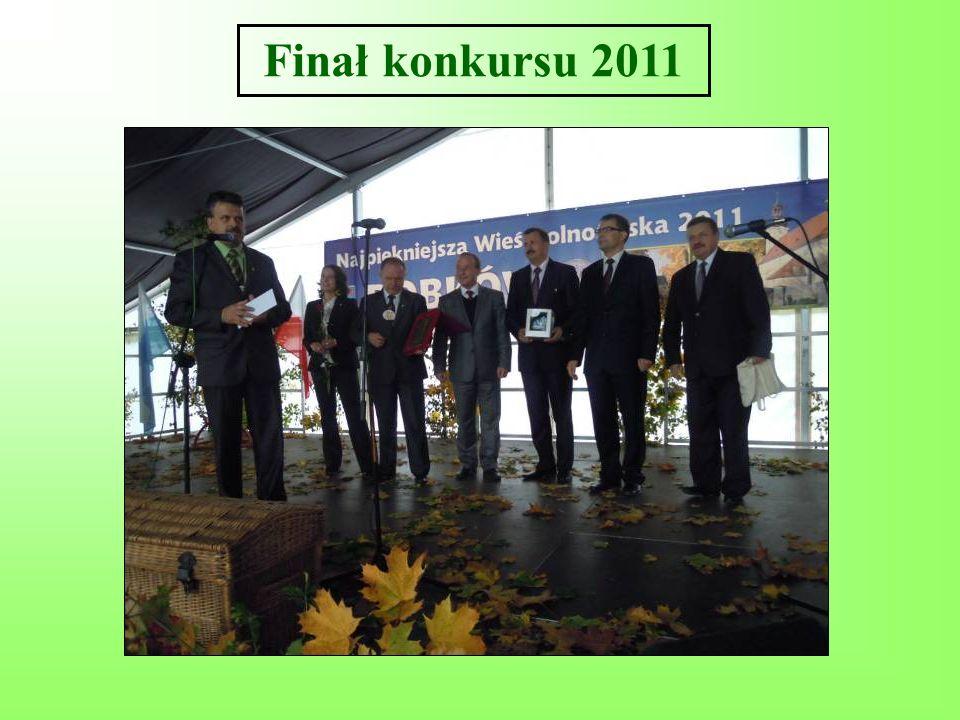 Finał konkursu 2011