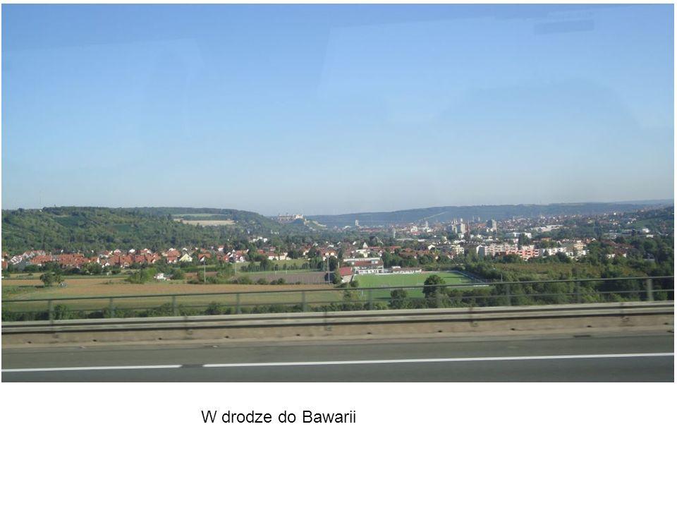 W drodze do Bawarii