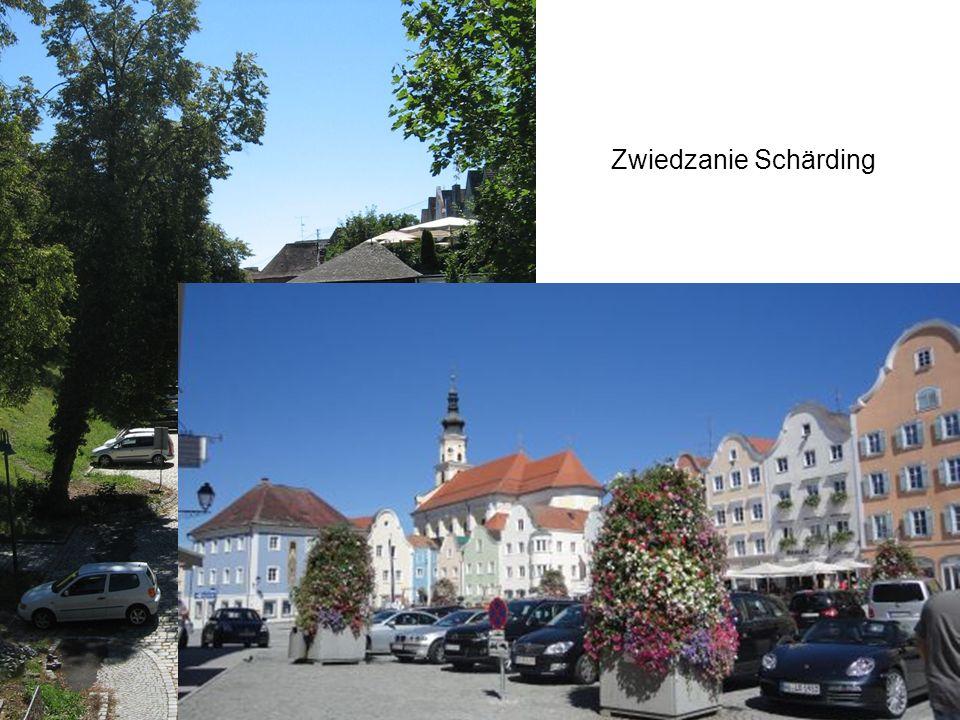 Zwiedzanie Schärding