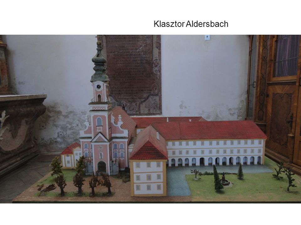Klasztor Aldersbach