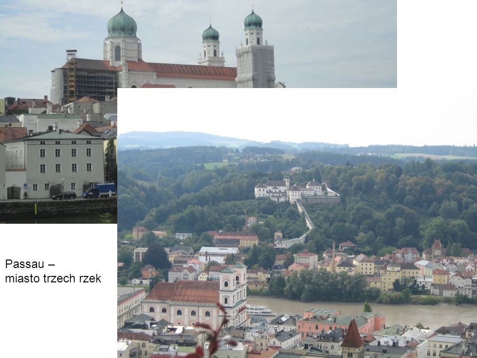 Passau – miasto trzech rzek