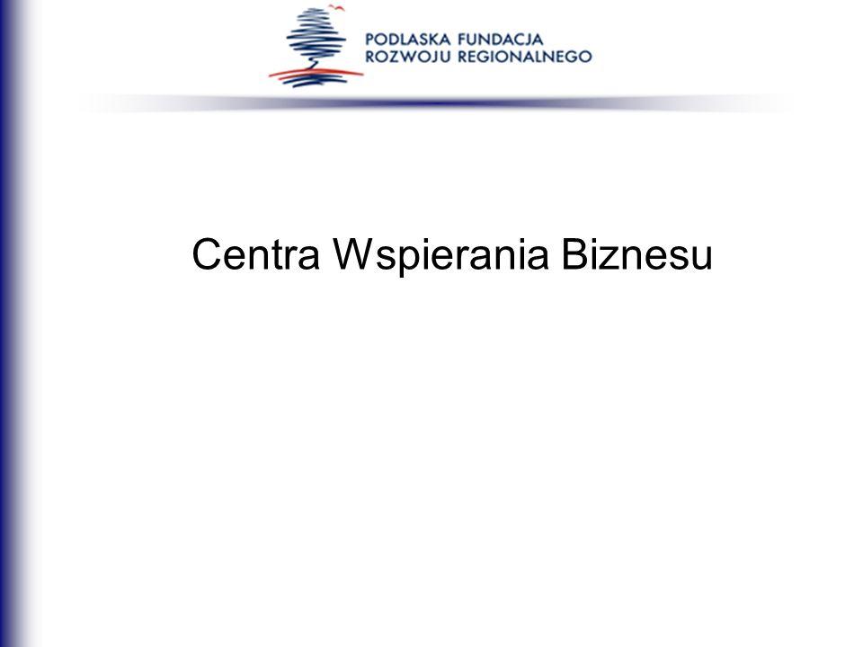 Centra Wspierania Biznesu