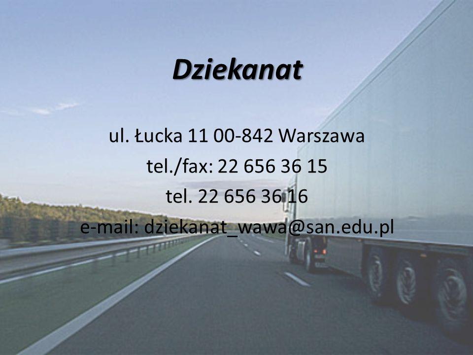 e-mail: dziekanat_wawa@san.edu.pl