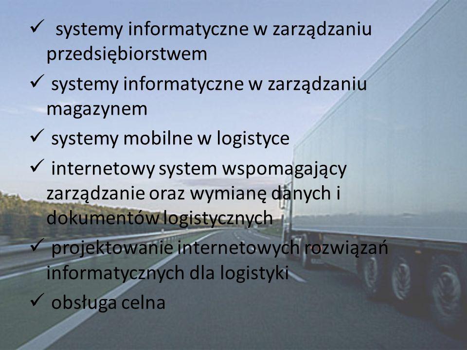 systemy informatyczne w zarządzaniu przedsiębiorstwem