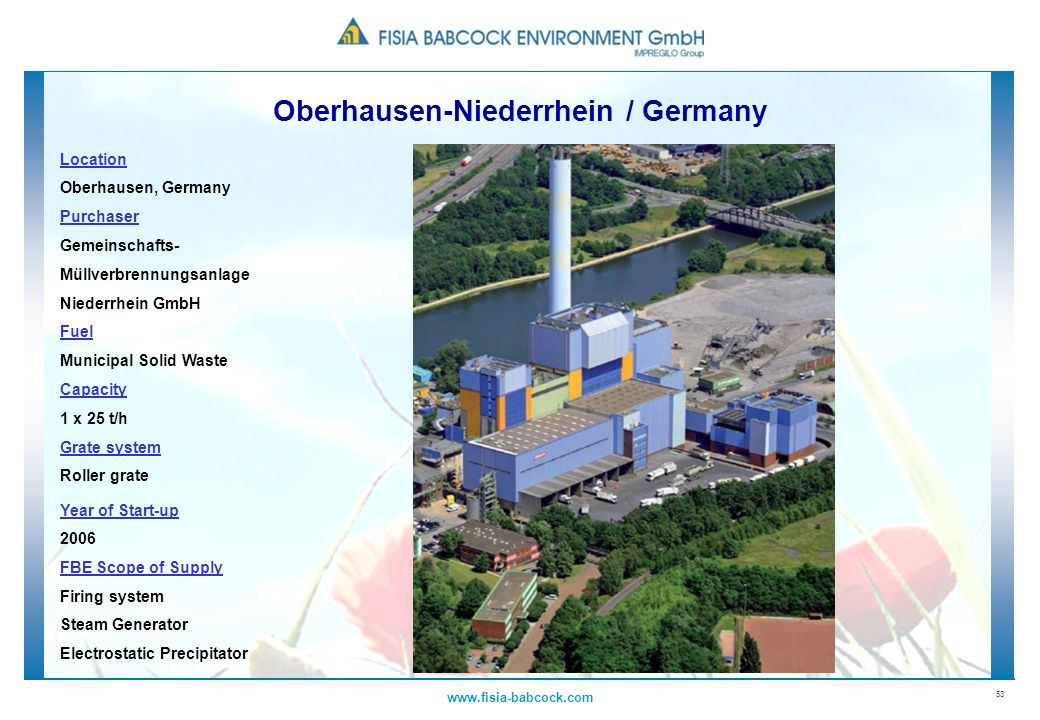 Oberhausen-Niederrhein / Germany