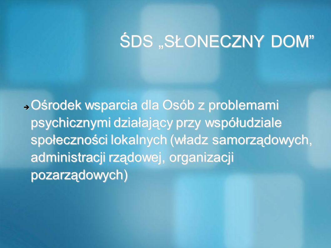 """ŚDS """"SŁONECZNY DOM"""