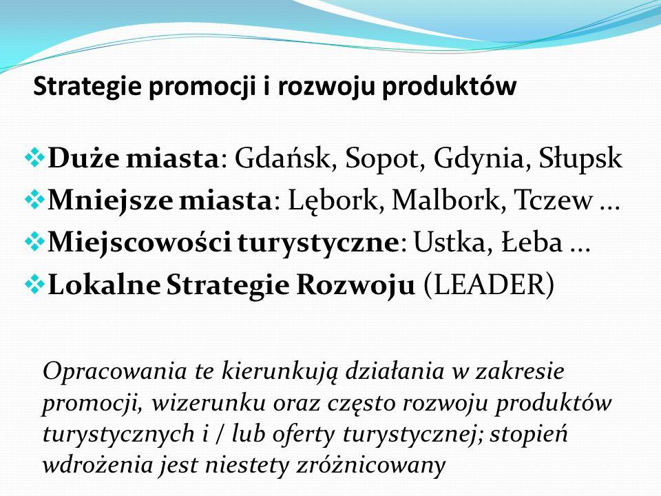 Strategie promocji i rozwoju produktów