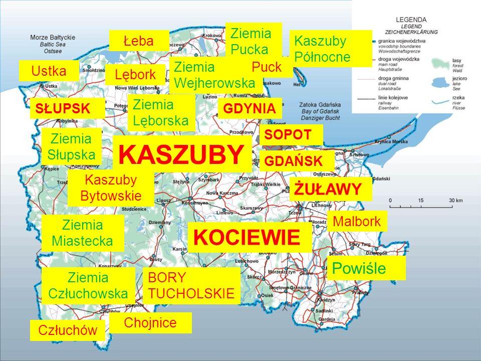 Regiony i miasta – wskazania do tożsamości