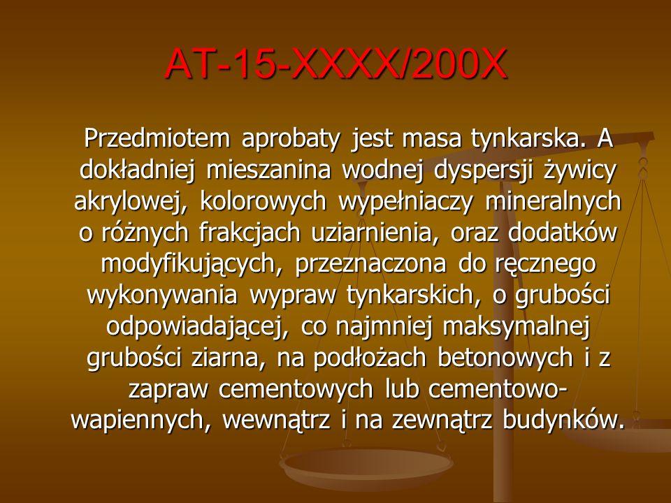 AT-15-XXXX/200X