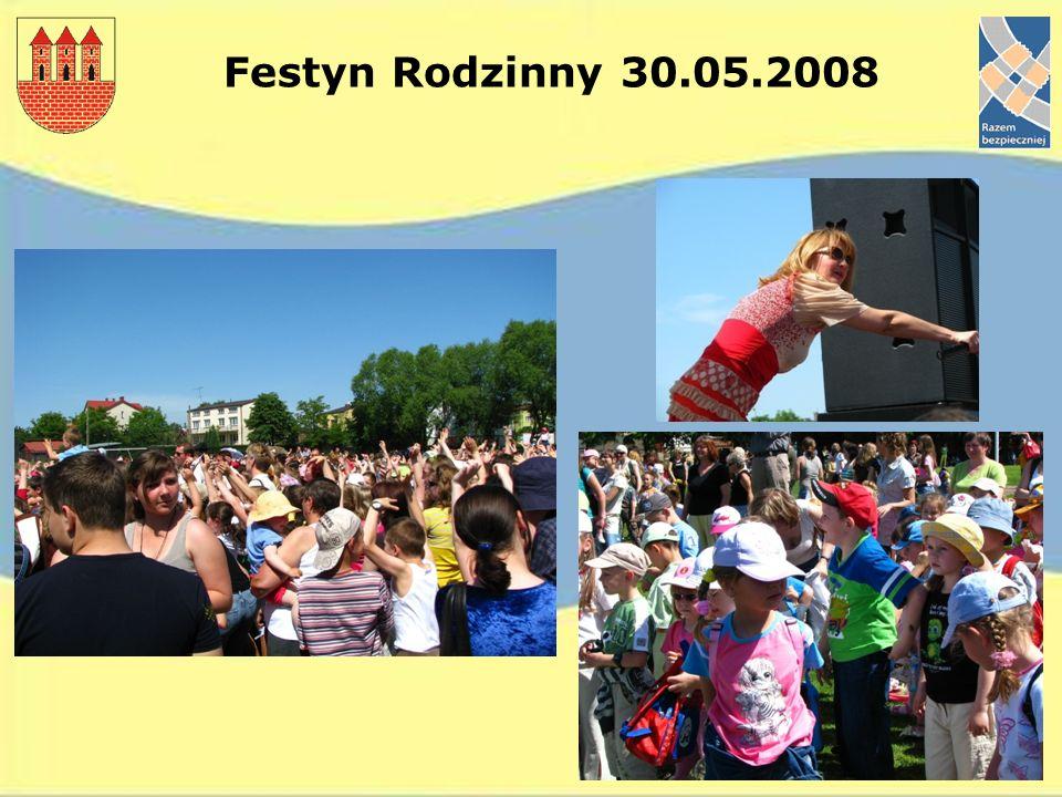 Festyn Rodzinny 30.05.2008