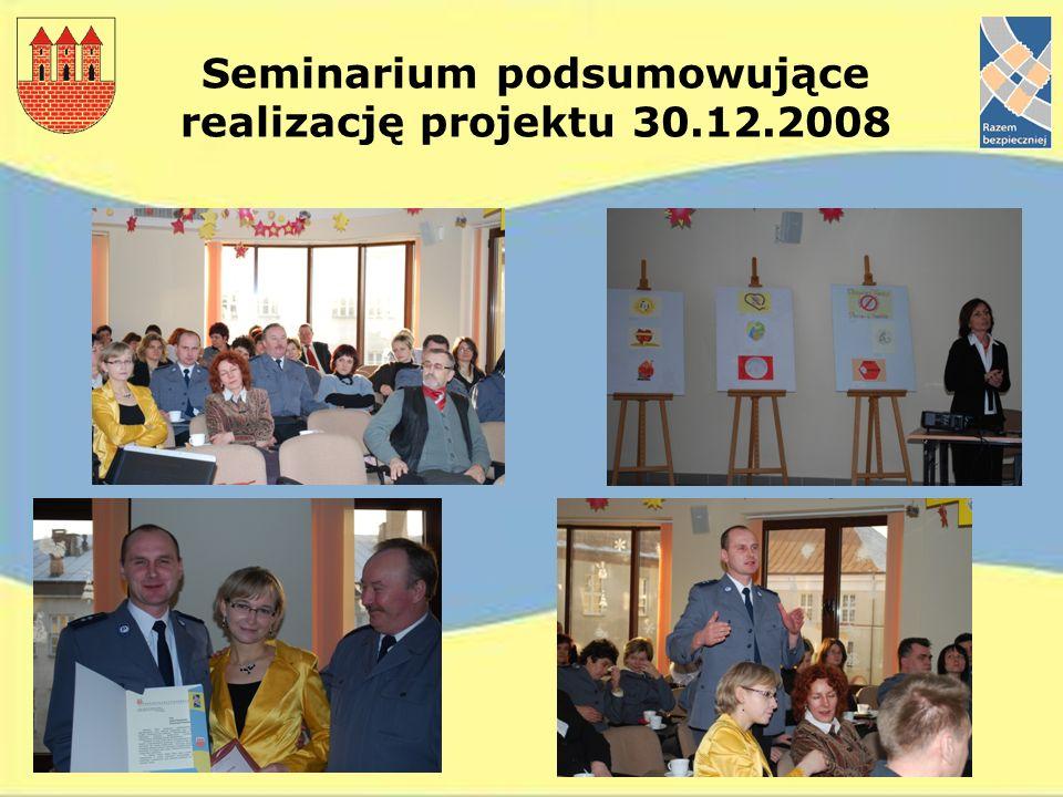 Seminarium podsumowujące
