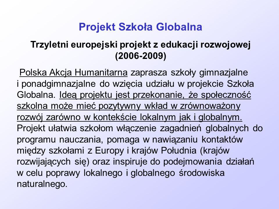 Projekt Szkoła Globalna