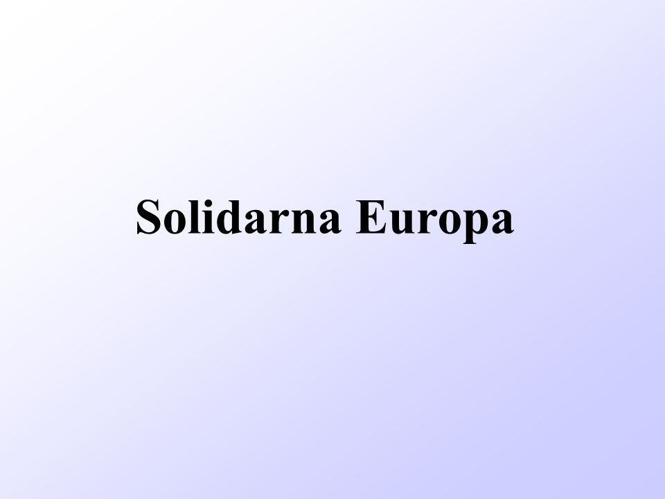 Solidarna Europa