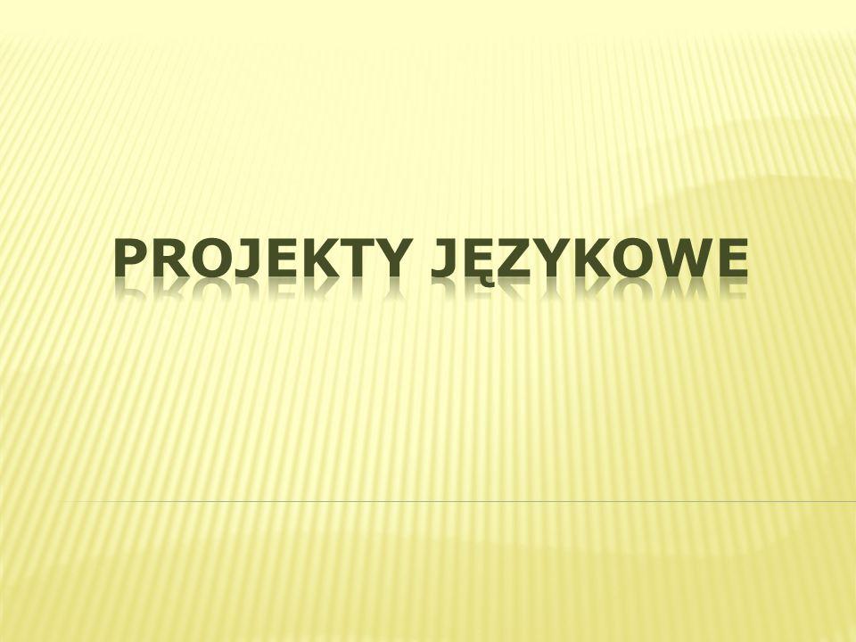 Projekty Językowe