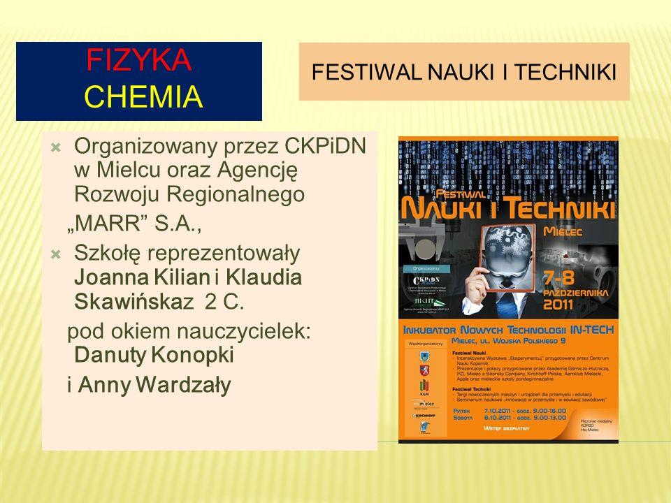 Festiwal Nauki i Techniki
